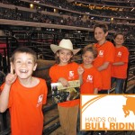 Hands On Bull Riding