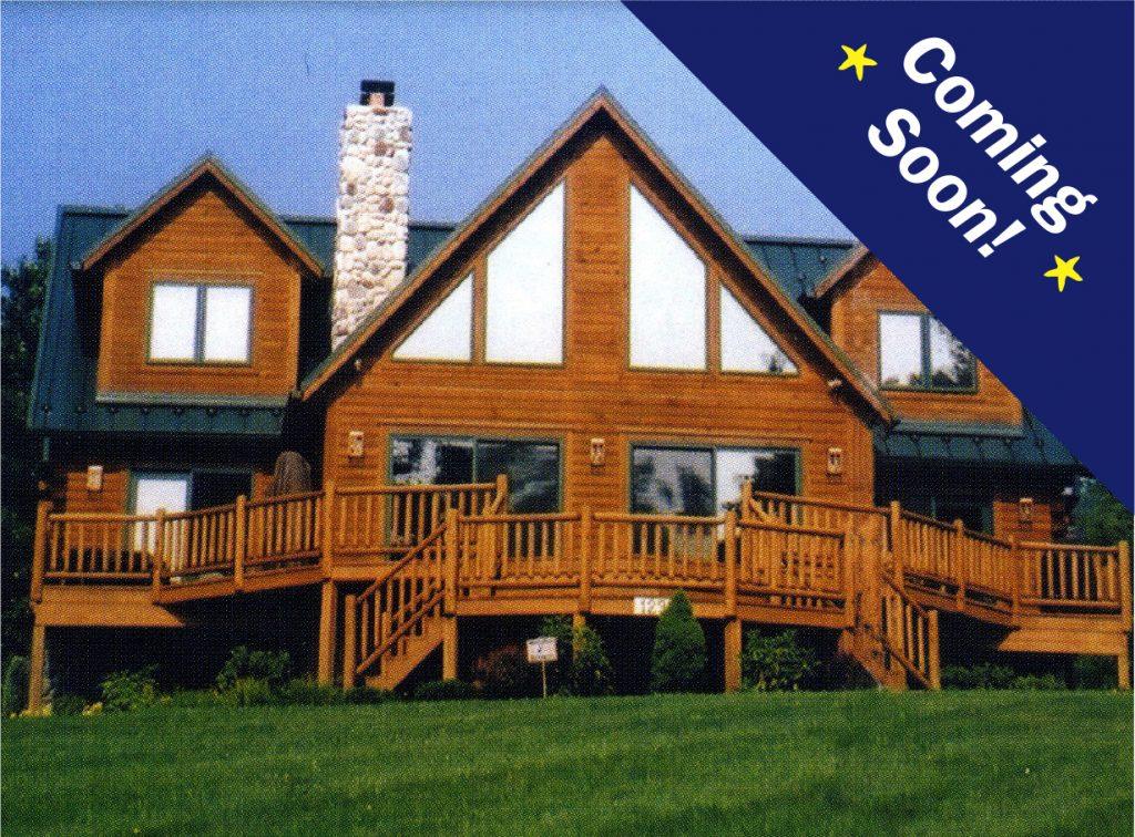 Believe In Tomorrow House at Deep Creek Lake