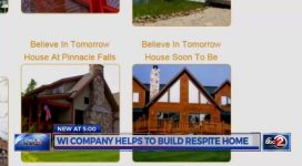 Fond du Lac Company Helps to Build Respite Home in Maryland