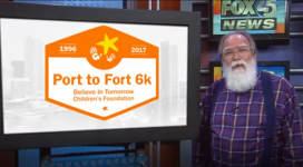 WBFF FOX 45 - Port to Fort 6k