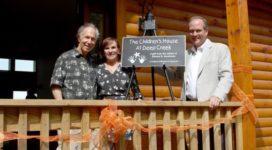 House at Deep Creek Lake opening